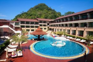 Kacha Resort and SPA Koh Chang, Deluxe Hill Side