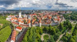 City break in Tallinn