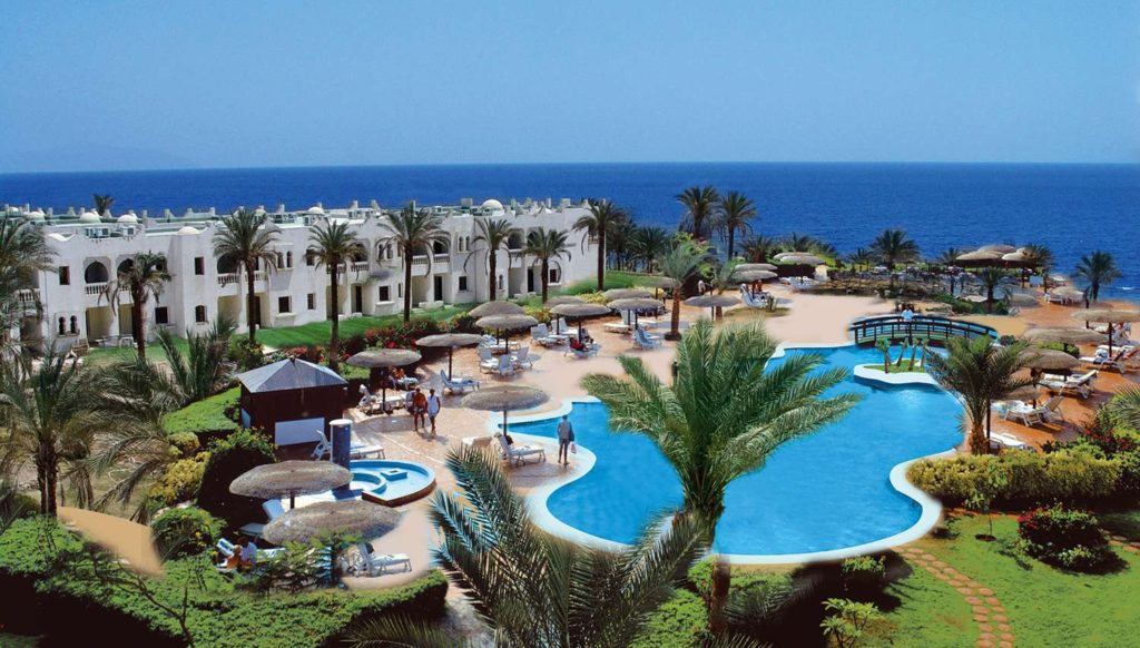 Sunrise Select Diamond Beach Resort Sharm El Sheikh